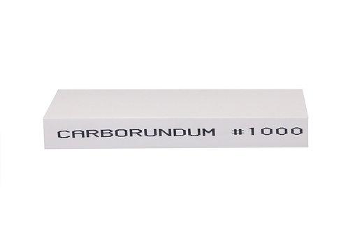 Pedra de afiar Carborundum  #1.000