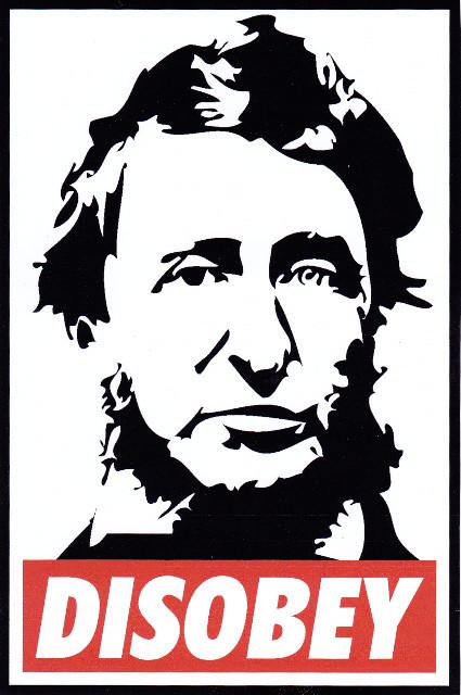 Thoreau, for Johnny