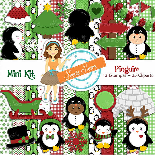 Pinguim - MINI KIT