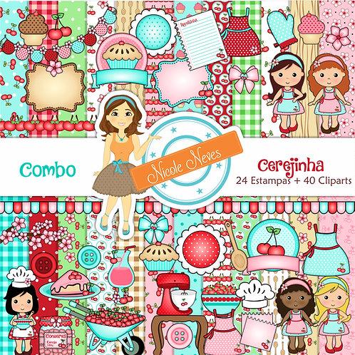CEREJINHA - COMBO