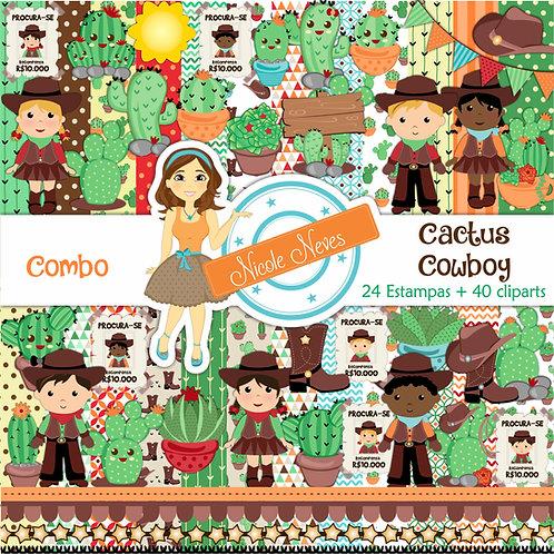 CACTUS / COWBOY - COMBO