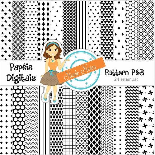 P&B - PAPÉIS DIGITAIS