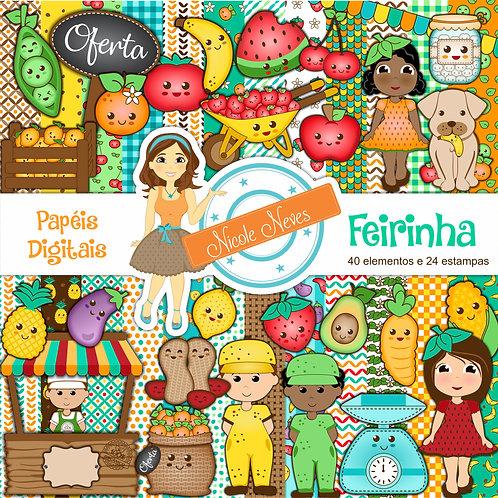 FEIRINHA - COMBO