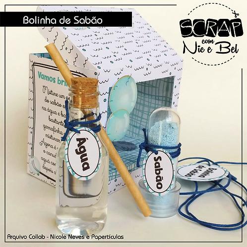 BOLINHA DE SABÃO - PRINTABLE