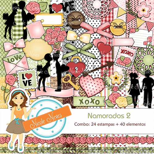 NAMORADOS 2 - COMBO