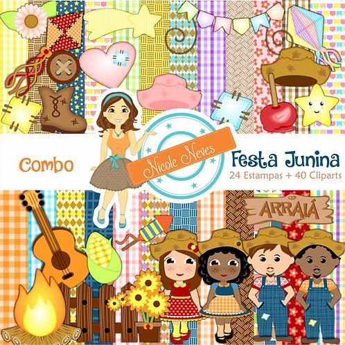 FESTA JUNINA - COMBO