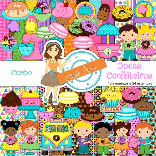DOCES CONFEITEIROS - COMBO