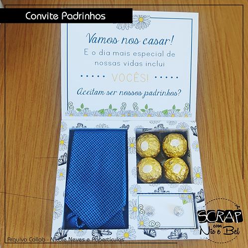 CAIXA PADRINHOS- PRINTABLE