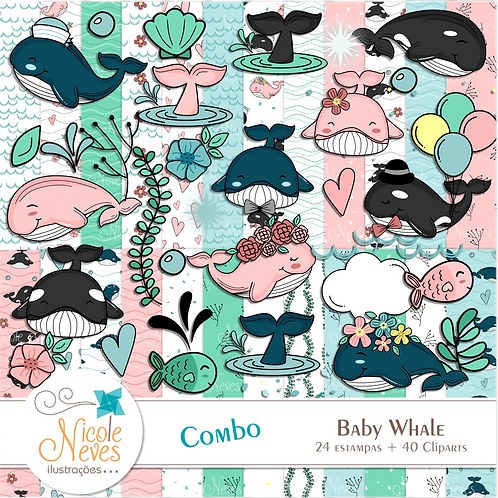BABY WHALE - COMBO