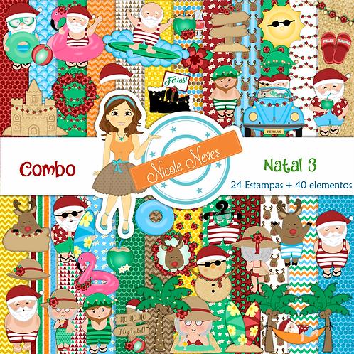 NATAL 3 - COMBO