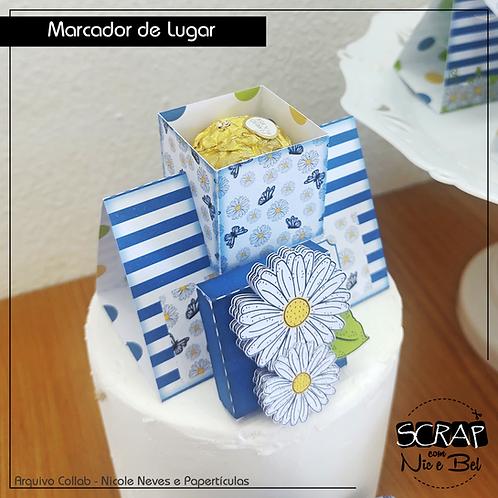MARCADOR DE LUGAR CASAMENTO - PRINTABLE