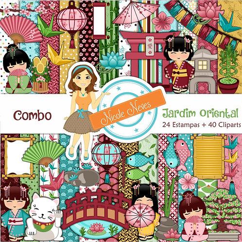 JARDIM ORIENTAL - COMBO