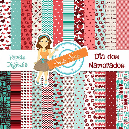 NAMORADOS - PAPÉIS DIGITAIS