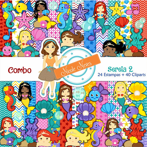 SEREIA 2 - COMBO