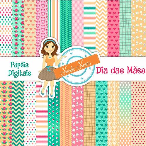 DIA DAS MÃES - PAPÉIS DIGITAIS