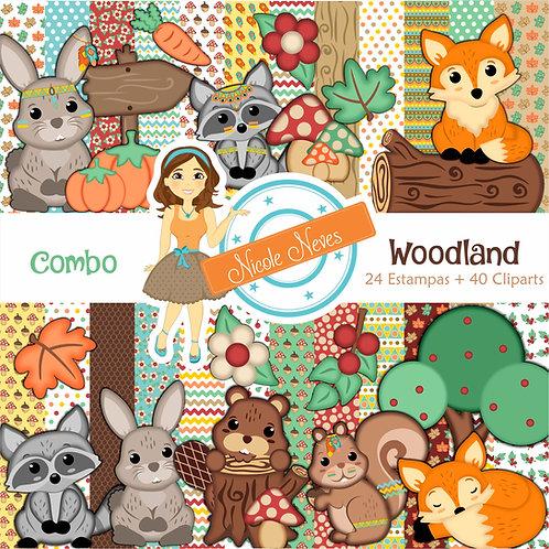 WOODLAND - COMBO