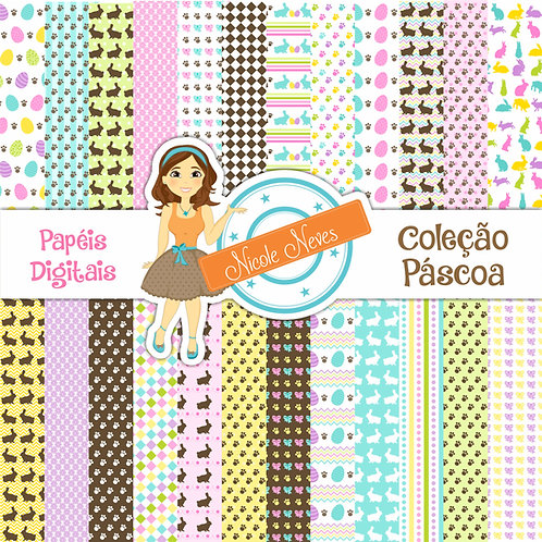 PÁSCOA 2 - PAPÉIS DIGITAIS