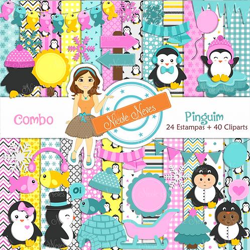 PINGUIM - COMBO