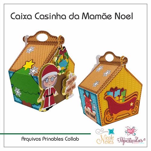 CASINHA DA MAMÃE NOEL