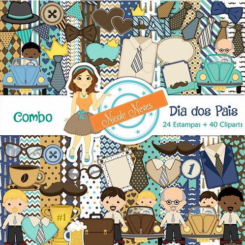 DIA DOS PAIS - COMBO