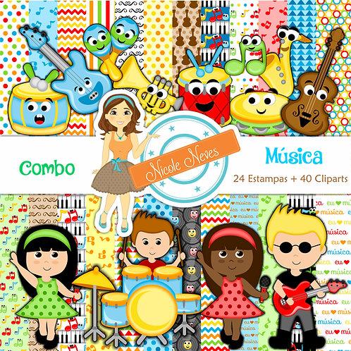 MÚSICA - COMBO