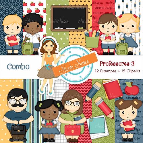 PROFESSORES 3 - MINI KIT