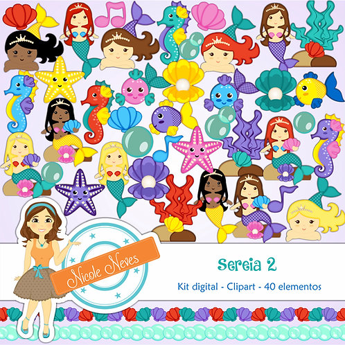 SEREIA 2  - CLIPART