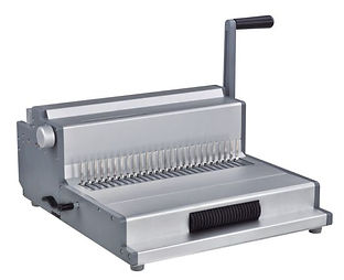 Coil-Inserting-Machine-Comb-Binding-Wire