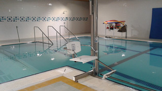Rehabilitative Pool