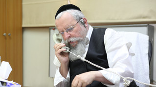 Medical Referrals by Rabbi Firer