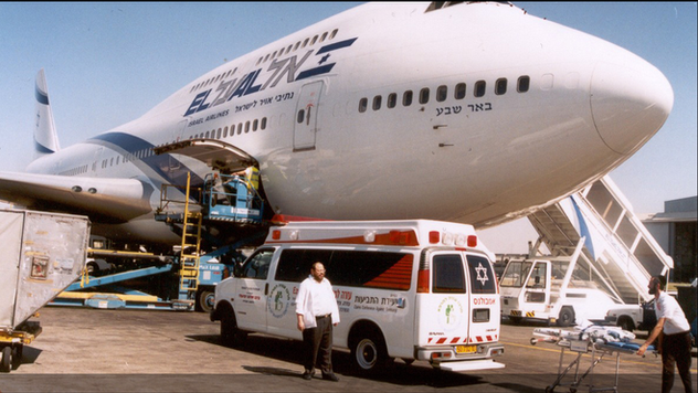 Transport of Patients Overseas