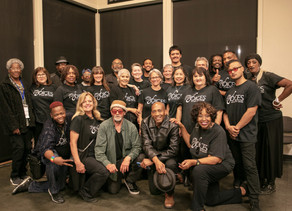 Voices of Our City celebrated American Black History at the Old Town Temecula Community Theater