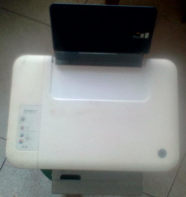 Used HP deskjet 1510 all in one printer for sale