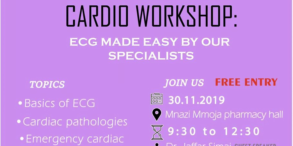 ECG MADE EASY BY OUR SPECIALISTS