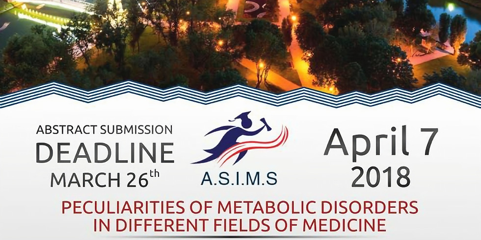 A.S.I.M.S annual conference