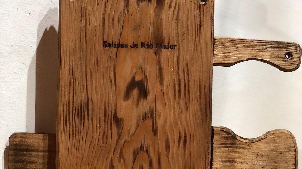 Fechadura de madeira (grande)