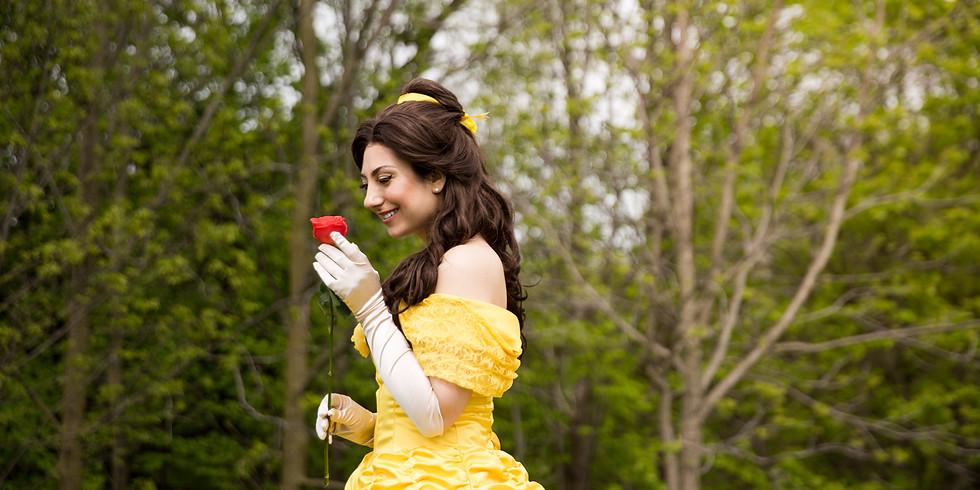 Princess in the Park - Rose Princess
