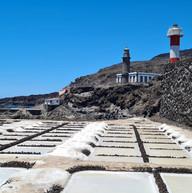 zoutpannen bij Fuencaliente
