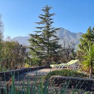 zonneterras in de tuin