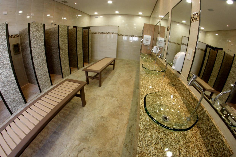 Banheiro e Vestiário