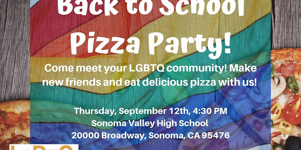 Queerish Presents: Back to School Pizza Party!
