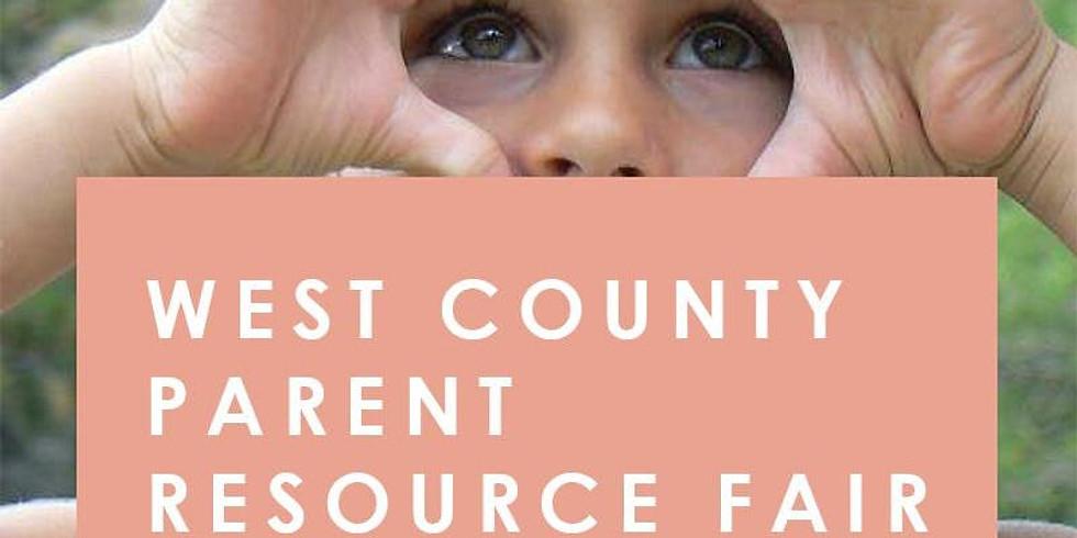 West County Parent Resource Fair