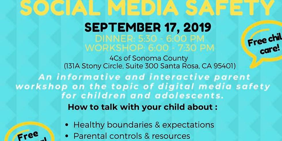 Social Media Safety Training