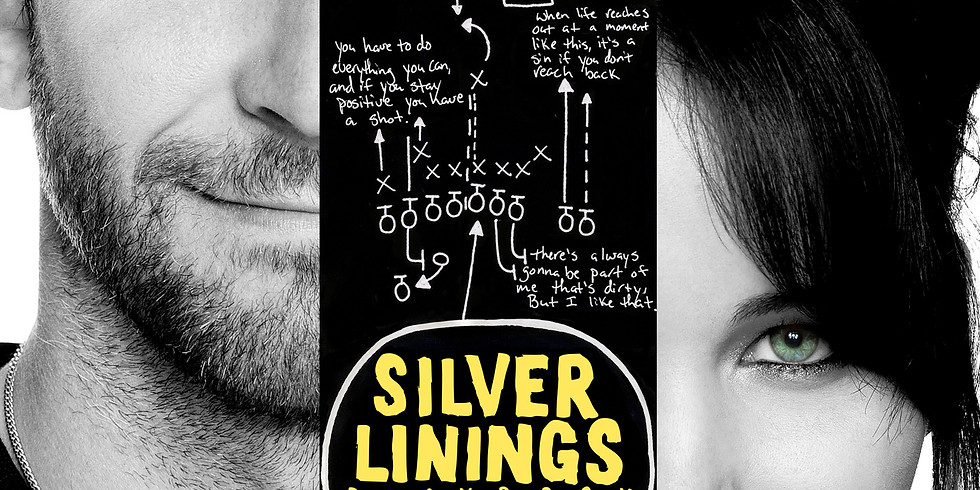 """REAL Mental Health Initiative presents """"Silver Linings Playbook"""""""