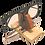 Thumbnail: Brillenhalter aus Holz