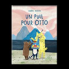 compte Littérature jeunesse livre enfant l'étagère du bas album illustré tricotter sauna baureale suède animaux Ulrika Kestere