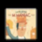 compte Littérature jeunesse livre enfant l'étagère du bas album illustré Adèle Tariel Jérôme Peyratmaniac méage amour rêve voyage