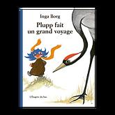 compte Littérature inga borg jeunesse livre enfant l'étagère du bas album illustré suède animaux