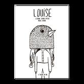compte Littérature jeunesse livre enfant l'étagère du bas album illustré louise déguisemnt Stéphanie Démasse-Pottier Magali Dulain