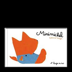 compte Littérature jeunesse livre enfant l'étagère du bas album illustré Pauline de Tarragon papiers découpés Renard